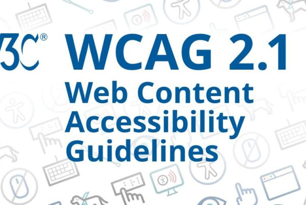 WCAG Compliance in Pennsylvania https://www.w3.org/WAI/images/WCAG21/small-1024x512@1x.png